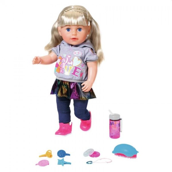 Zapf Creation soft touch sister blond