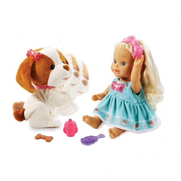 VTech Little Love Pop Suzy En Haar Puppyvriendje