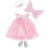 Baby Born kleding Wonderland Light Dream