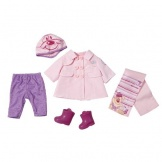 Baby Born Kleding Deluxe Cold Days