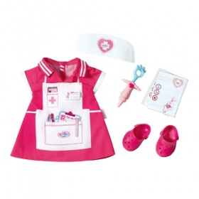 Baby Born Kleding Nurse set