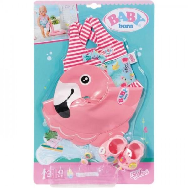 Baby Born Holiday Swimsuit 43 Cm