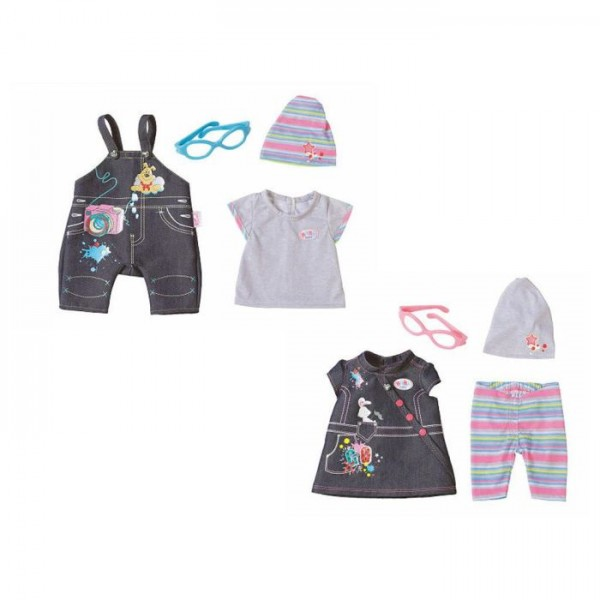 Baby Born Luxe jeans set