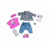 Baby Born Reiskleding set