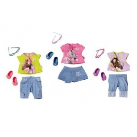 Baby Born Kleding Classic Jeans