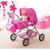 Baby Born Kinderwagen Deluxe Refresh