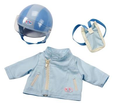 Babyborn Scooter Helm+Kleding