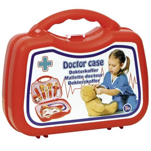 Dokterskoffer 12-delig