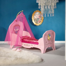 Baby Born bed prinses interactief