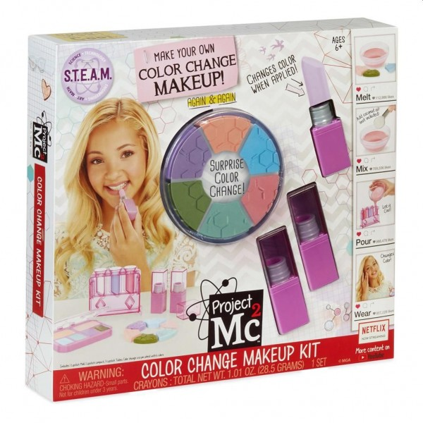 Project MC2 Color Change Make-Up Kit