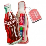Lip Smacker Lipbalm Coca Cola Vintage Bottle 6 Smaken