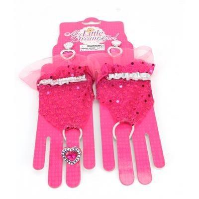Handschoenen met accesoires