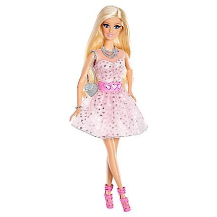 Barbie Dreamhous Pratende Barbie