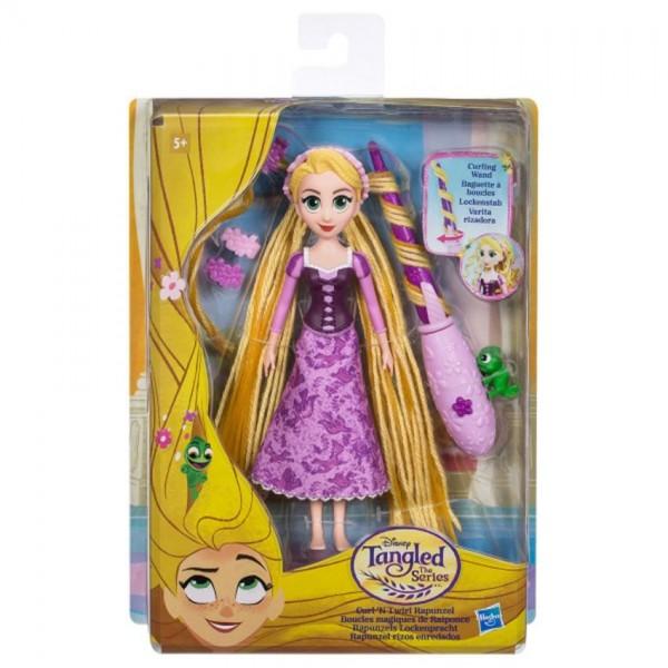 Disney Princess Rapunzel Curl and Twirl Figuur