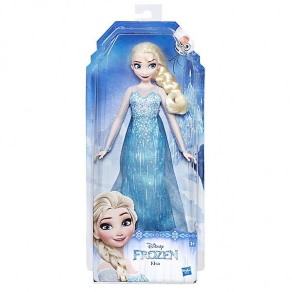 Disney Princess Frozen Elsa Klassieke Fashion Pop