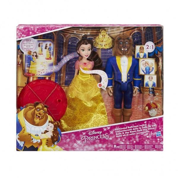 Disney Princess Belle En Het Beest Deluxe