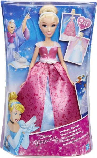 Disney Assepoester 2 in 1 jurk