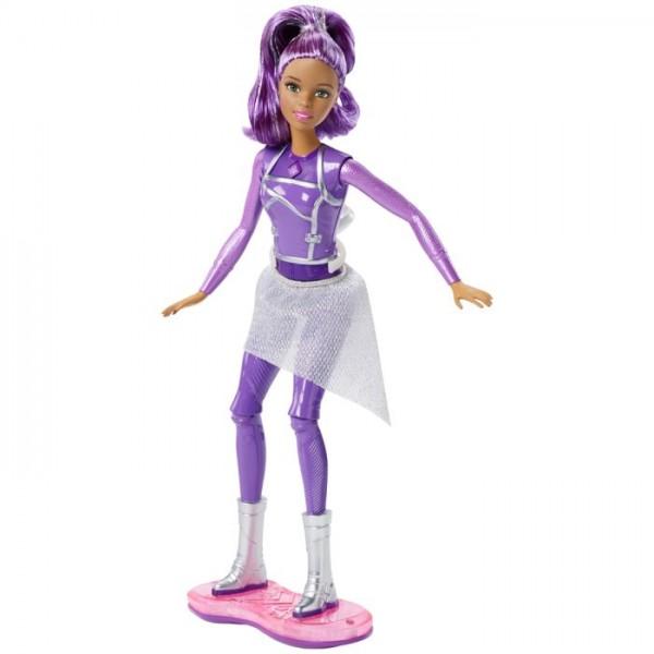 Barbie Licht & Geluid Pop Met Hoverboard