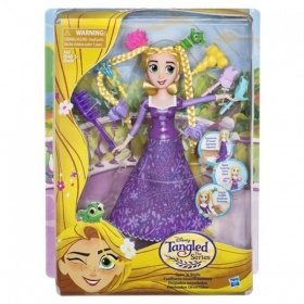 Disney Princess Tangled Spin and Style