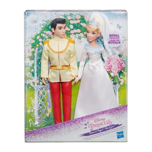 Disney Prinses Assepoesters Trouwdag