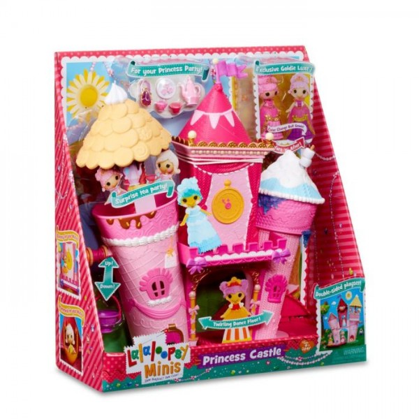 Speelset Mini Lalaloopsy Swap Sew Royal Castle