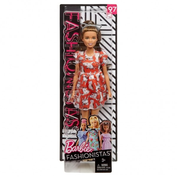Barbie Fashionistas Kitty Dress