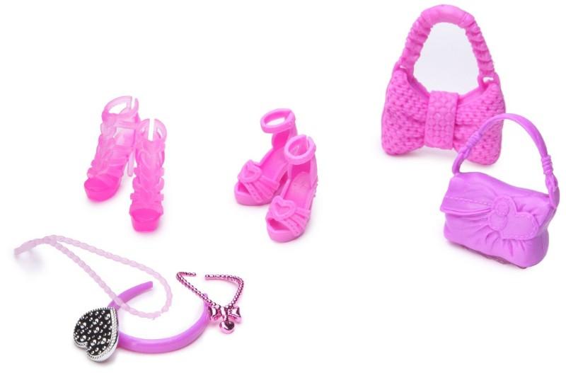 Barbie mode accessoires