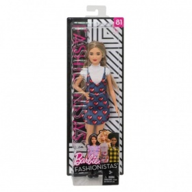 Barbie Fashionistas Wear Your Heart - Petite