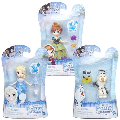 Frozen Mini Poppetje