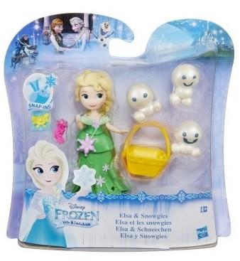 Disney Frozen Mini Dolls + Vriend Assorti