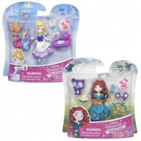 Disney Princess Speelset Mini & Vriendje