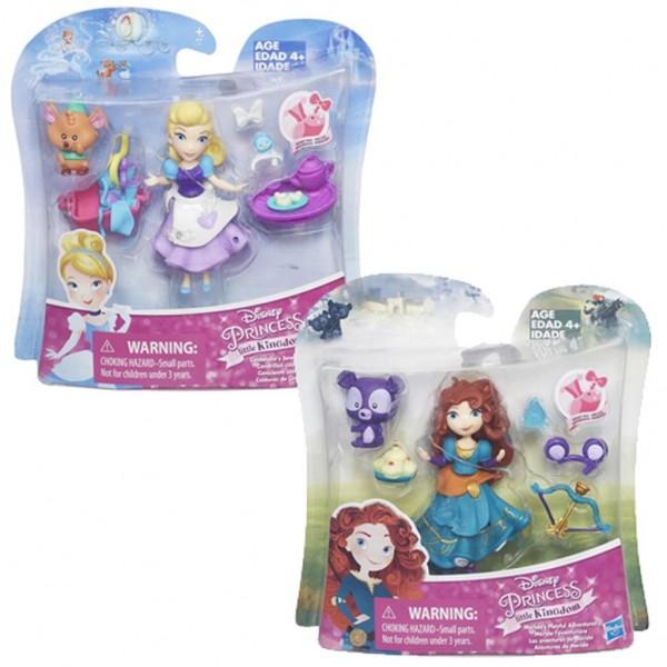 Disney Princess Speelset Mini & Vriendje
