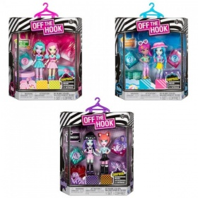 Off The Hook Style BFF's 2-Pack