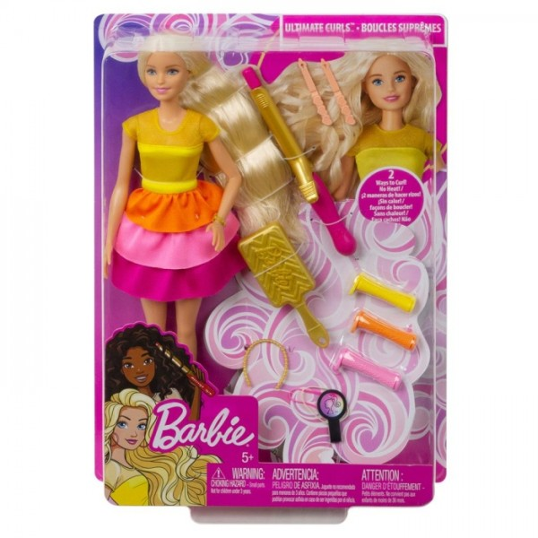 Barbie Beauty pop