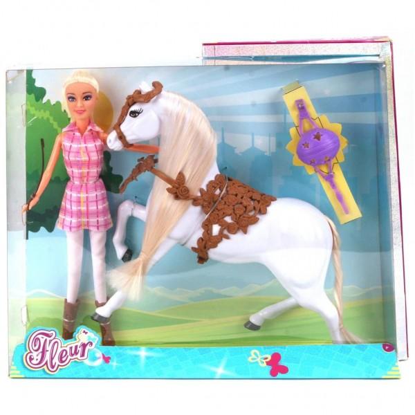 Fleur Pop Charlotte Paard Set