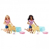 Barbie Newborn Pups Pet And Pop