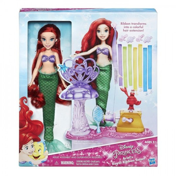 Disney Princess Creative Kapsalon