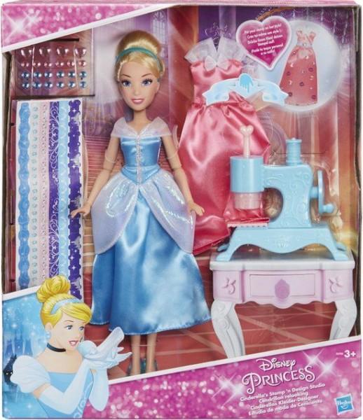 Disney Princess Assepoester Naai Studio