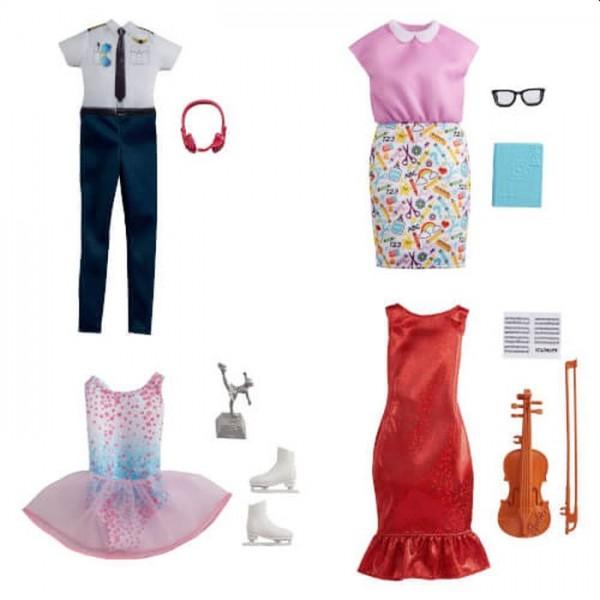 Mattel Barbie Career Fashion 1-pack