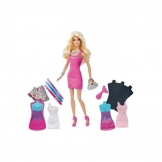 Barbie Fashion Plates