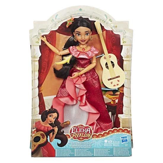 Disney Princess Zingende Elena
