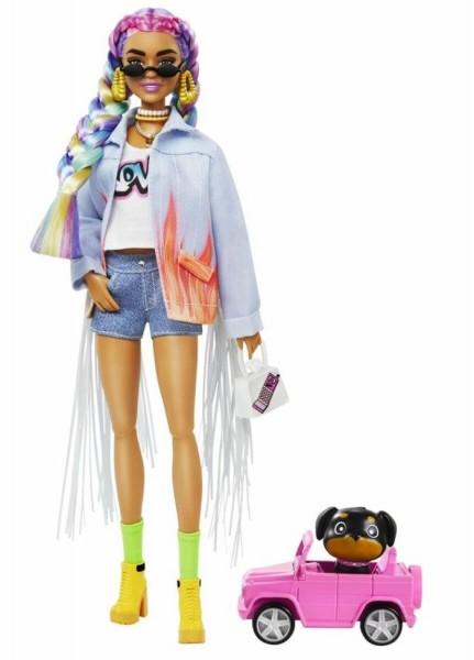Barbie Extra Doll Rainbow Braids