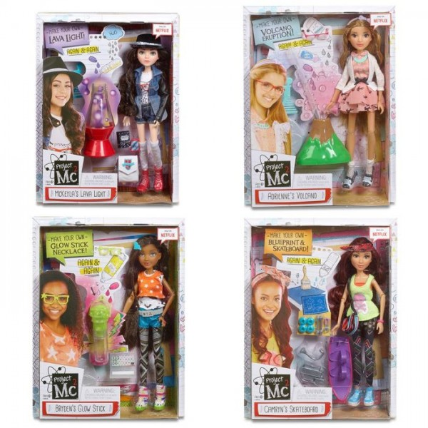 Project MC2 Pop