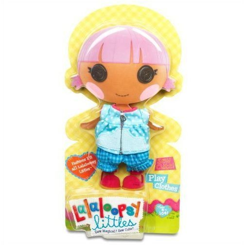Lalaloopsy Littles Fashion Pack assortiment