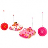 Lalaloopsy Mini RC Auto met pop