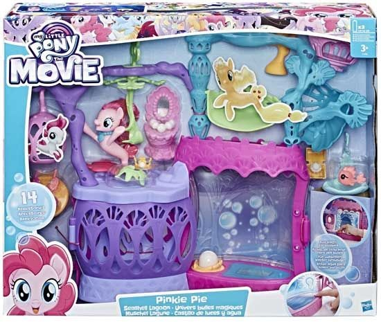 My Little Pony Movie Seaquestria Lagoon Speelset