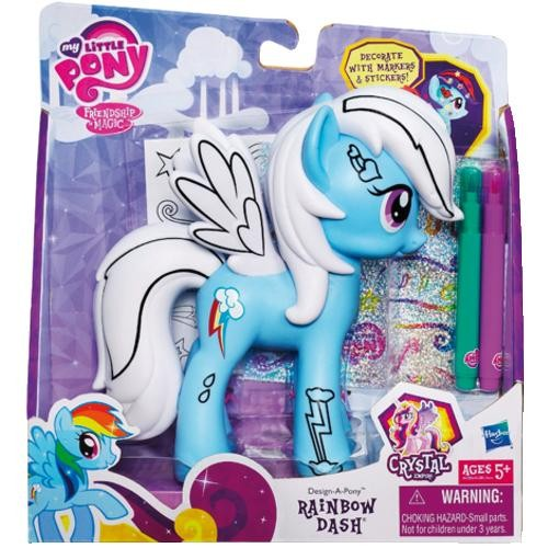 Lees Meer... : My Little Pony Deco Ponies