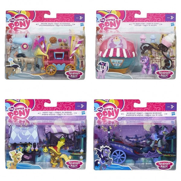 Verzamelfiguur My Little Pony Deluxe Met Accessoires