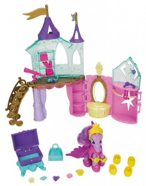 Lees Meer... : My Little Pony Crystal Speelkamer