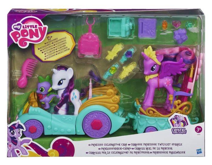 Lees Meer... : My Little Pony Kroonvoertuig